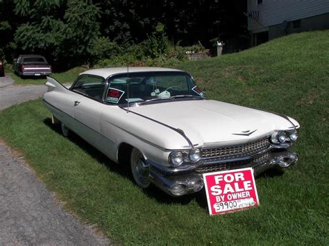 cadillac coupe 1959 1959 cadillac coupe for sale 1866859 hemmings