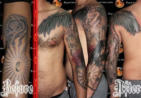 christian tattoo cover up ideas necklace designs 20 grand worst tattooes