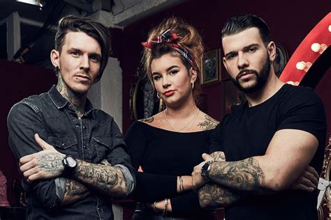 tattoo fixers unhappy f tattoo fixers caign launched by professional