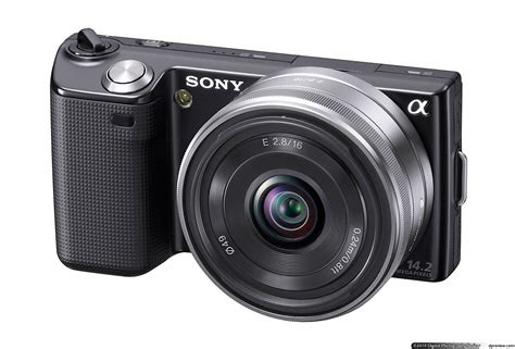 sony nex sony nex 3 nex 5 review digital photography review
