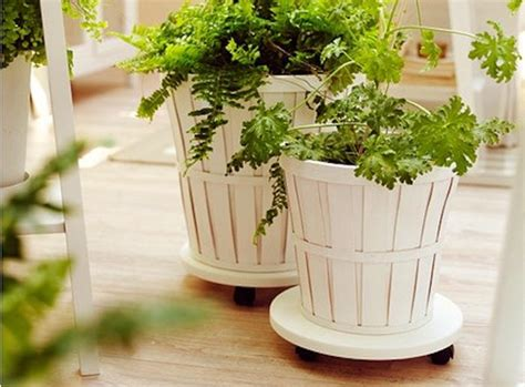 favorites rolling plant stands gardenista
