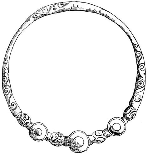 coloring page necklace celtic bracelet jewelry coloring page coloring sky