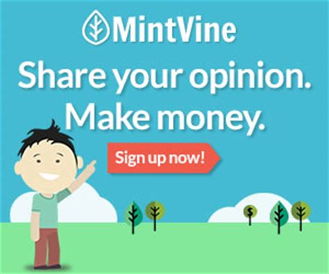 Fun Surveys For Money - earn money taking fun surveys on mintvine thrifty momma
