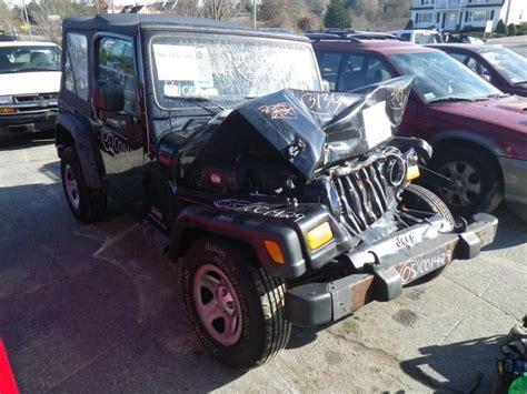 Jeep Wrangler 2004 Accessories 2004 Jeep Wrangler Engine Accessories Ac Compressor 4 0l