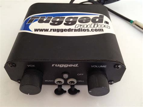 rugged radios 2012 rugged radios headsets for atv utv and side x side riders atv illustrated