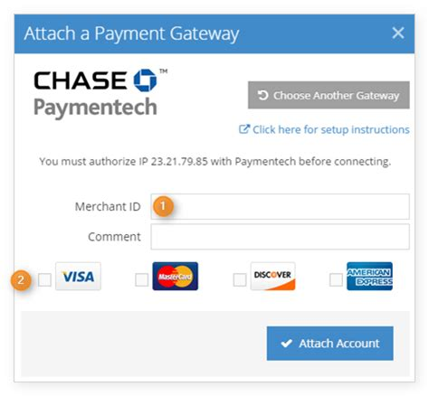 Chase Paymentech Gift Cards - chase paymentech orbital rezgo