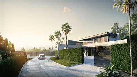 3d Rendering house 3d rendering for a splendid exterior design archicgi