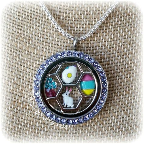 New Origami Owl - origami owl new charm catcher keep your charms in place