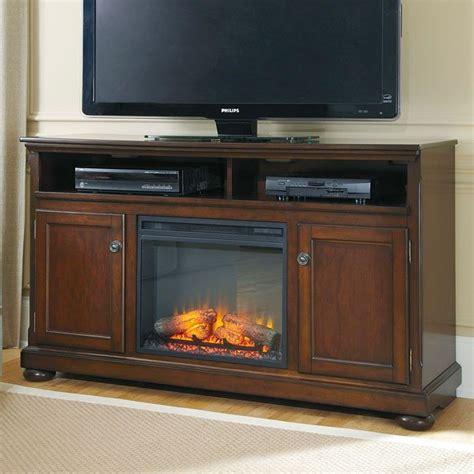 porter   tv stand  fireplace millennium