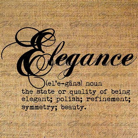 items similar to definition elegance text type words