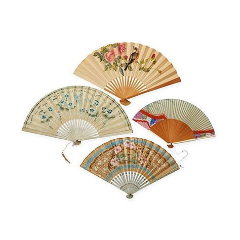How To Make A Japanese Paper Fan - japanese paper fans embroidery fans