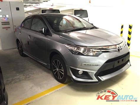 Klep Deksel Valve Intake Toyota Vios 2016 toyota vios trd sportivo in 6 live images
