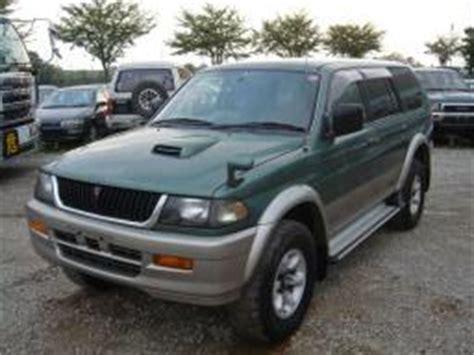 where to buy car manuals 1997 mitsubishi challenger interior lighting mitsubishi challenger for sale japan partner