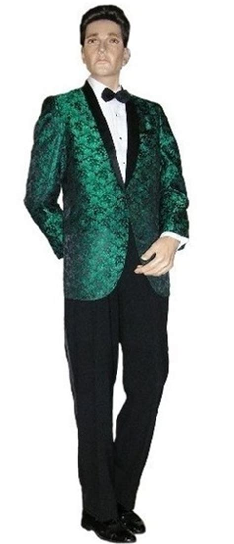 picture of 1950s prom tuxedo 1950s men costume