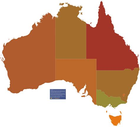australia map vector free maps of australia