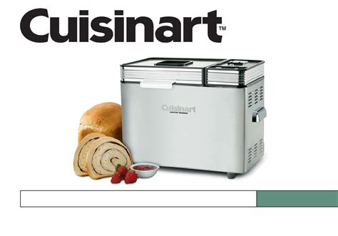 bread machine kitchen handbook the most of your bread machine s potential including more than 150 step by step recipes books cuisinart bread maker cbk 200c user guide manualsonline