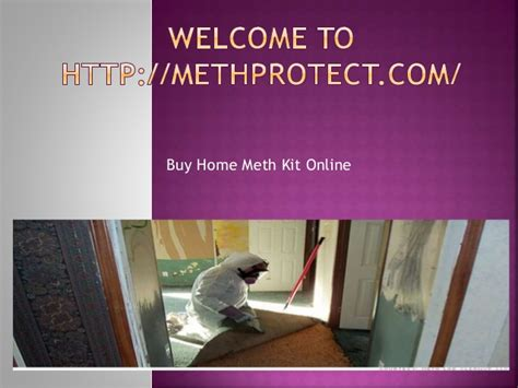 buying a meth house buy meth house test kit