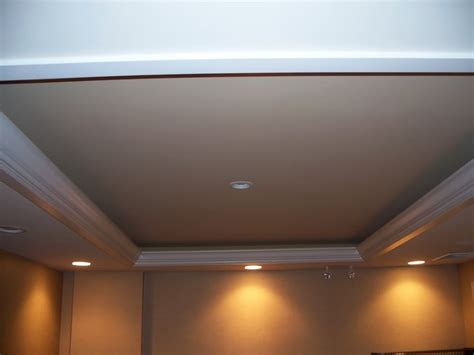 rope lighting in tray ceiling ceiling designs