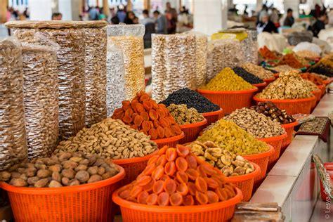 uzbek fruit and vegetables bazaars in uzbekistan the siab bazaar market samarkand uzbekistan lesya kim