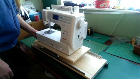 Handmade Machine - handmade machine quilting frame