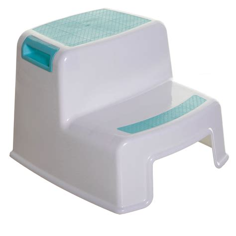 step stool cosco white retro counter chair with pull out step stool walmart