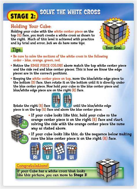 solution stage      rubiks cube rubik