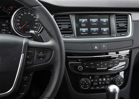 peugeot 508 interior 2017 peugeot 508 regreso con restyling mega autos