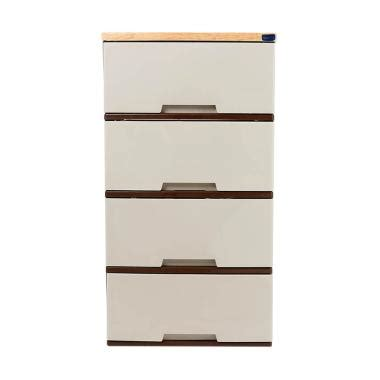 Daftar Lemari Plastik Rovega jual rovega cmg 437 wdbi magnum kabinet lemari plastik 4
