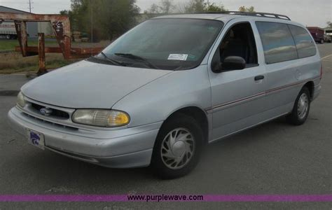 1996 Ford Windstar by 1996 Ford Windstar Photos Informations Articles