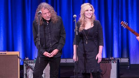Robert Plant And Alison Krauss Celebrate Launch Of New Album by Robert Plant Lucinda Williams Honor Lead Belly Rolling