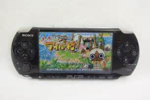 psp 3000 console psp sony playstation portable console piano black psp 3000