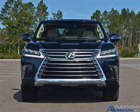 lexus 2017 lx 570 2017 lexus lx 570 review tinadh com