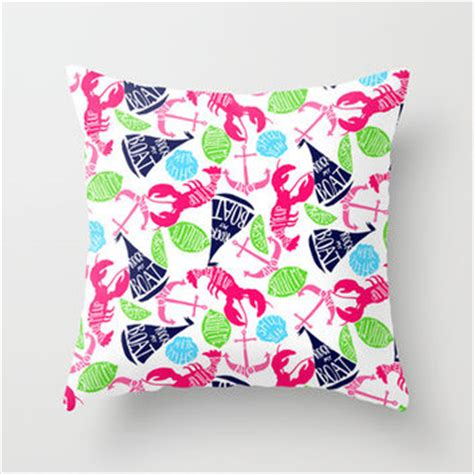 Lilly Pulitzer Throw Pillows by Shop Lilly Pulitzer Pillow On Wanelo