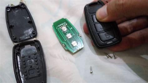 Baterai Remote Mobil Avanza cara memperbaiki remote mobil yang mati total