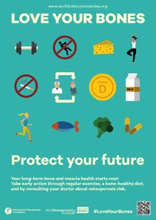 posters | world osteoporosis day