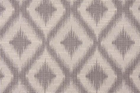 robert allen upholstery robert allen ikat fret tapestry upholstery fabric in pewter