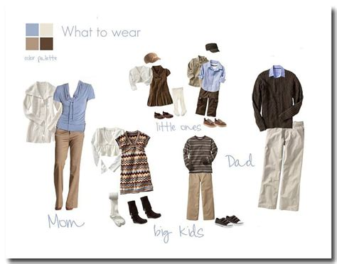 fall clothing for family photo shoot style pinterest