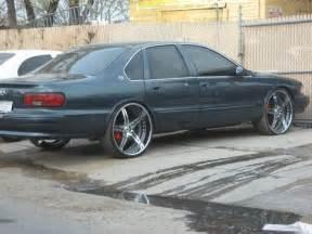 94 96 impala ss wheels 96 impala ss becausess asanti af144 5 wheels 24 inch