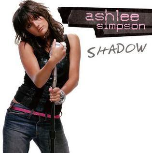 ashlee simpson wiki shadow ashlee simpson song wikipedia
