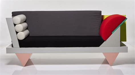 memphis couch memphis avant garde and the celebrity designer