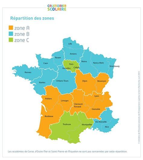 Zone Scolaire 2017 Quel Est Le Calendrier Des Vacances Scolaires 2017 2018
