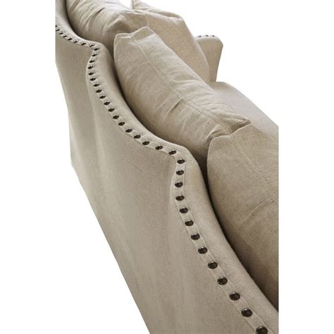 universal furniture connor sofa universal furniture connor upholstered sofa in linen
