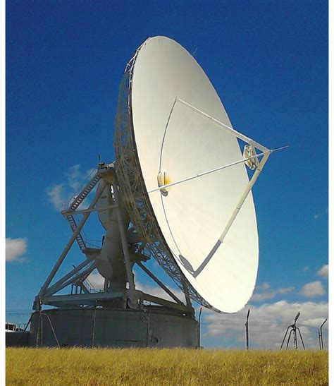 how to convert a satellite dish into a radio telescope