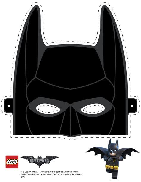 printable mask of batman mask cutout batman the lego batman movie pinterest