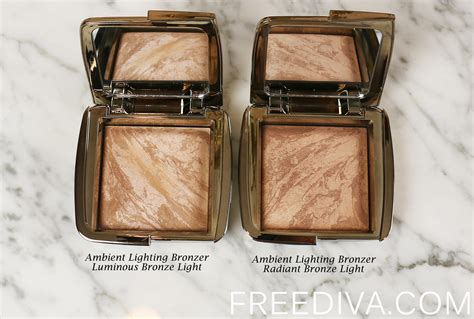 Hourglass Ambient Lighting Bronzer In Luminous Bronze