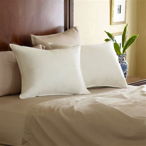 recycle feather pillows pacific coast feather pillow 20x30 34 oz fill 10