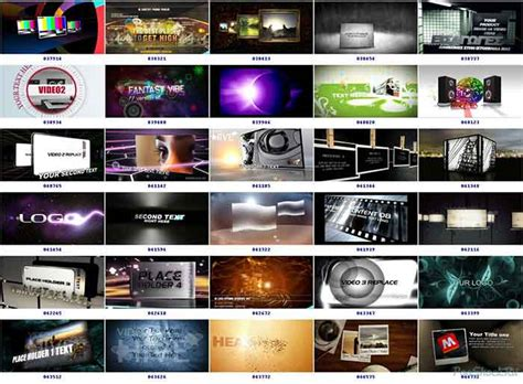 templates after effects tutorial videohive after effect template grosir tutorial