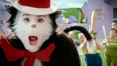 mike myers real voice the cat in the hat in 5 seconds youtube