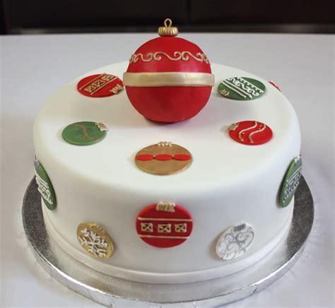 christmas ornament cake around the world in 80 cakes