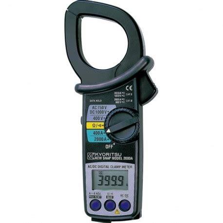 ac/dc digital clamp meters kyoritsu 2003a | kyoritsu ĐẠi nam